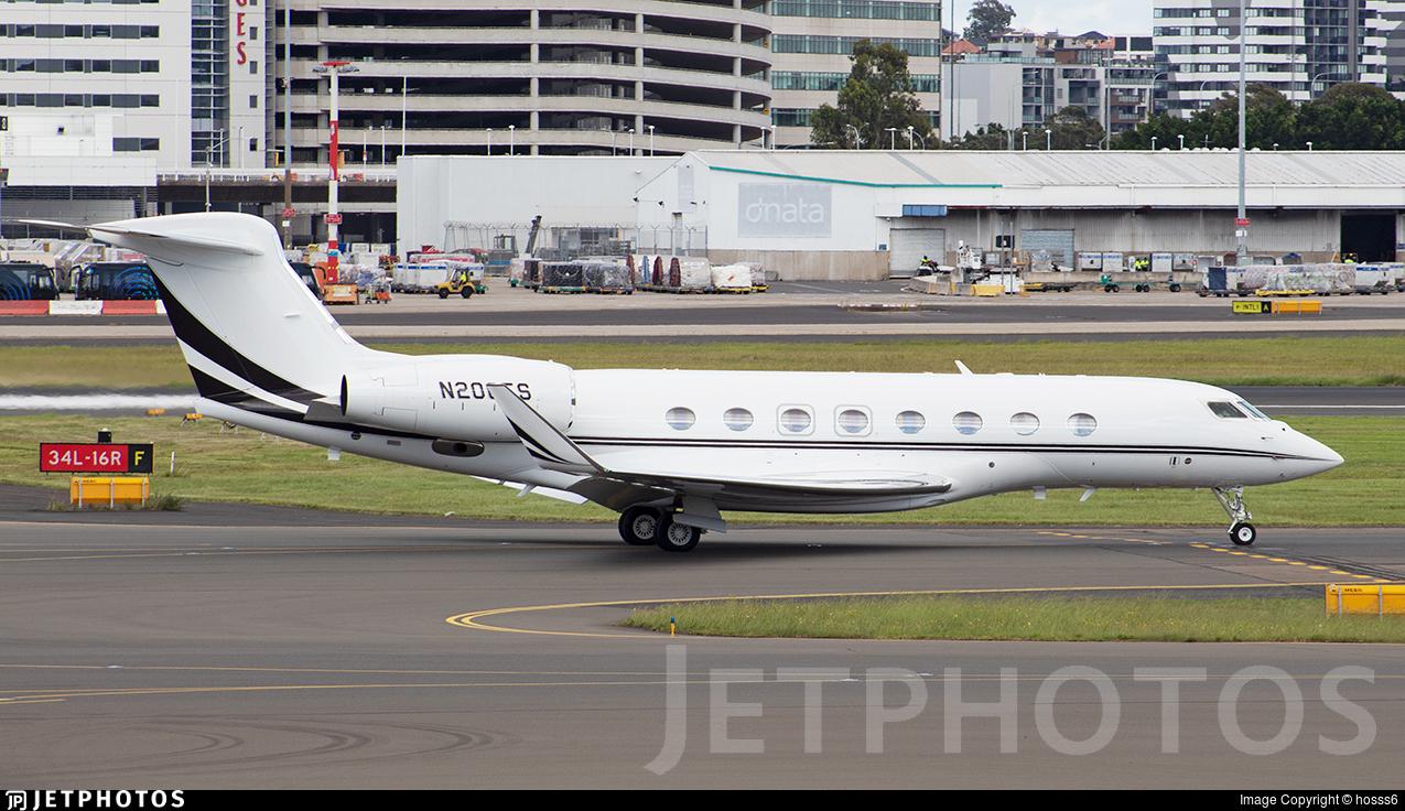 N200ES - Gulfstream G650ER - Private