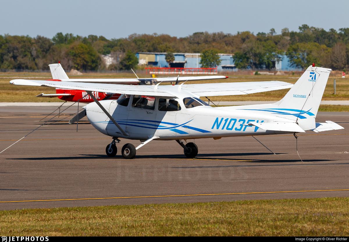 N103FV - Cessna 172R Skyhawk - Christiansen Aviation