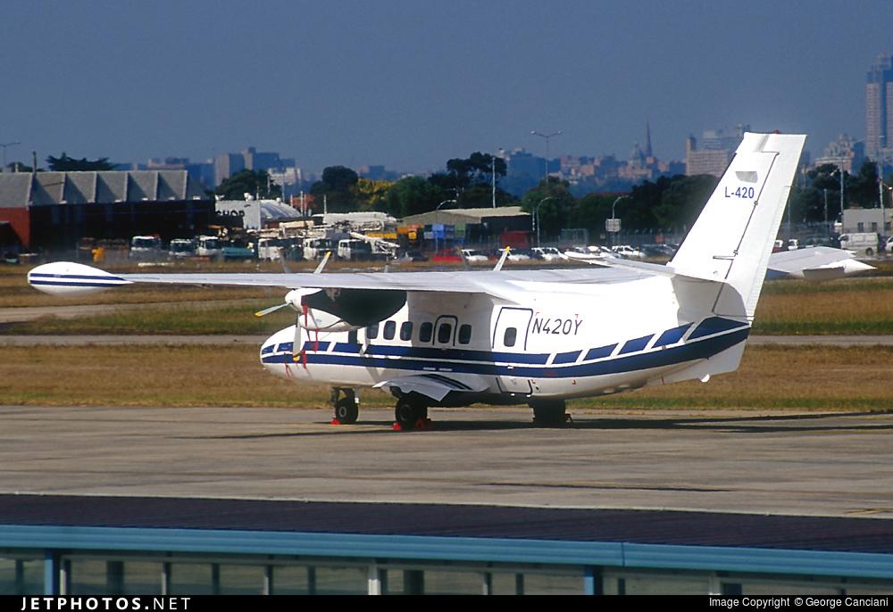 N420Y - Let L-420 Turbolet - LET-Aircraft Systems