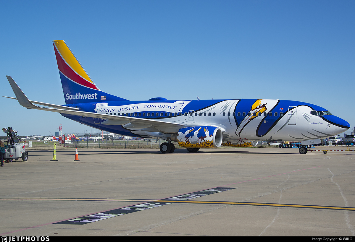 N946WN - Boeing 737-7H4 - Southwest Airlines