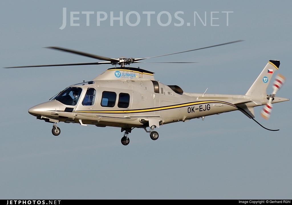 OK-EJG - Agusta A109S Grand - Private