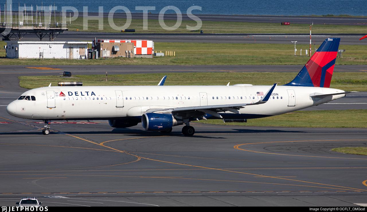 N302DN - Airbus A321-211 - Delta Air Lines