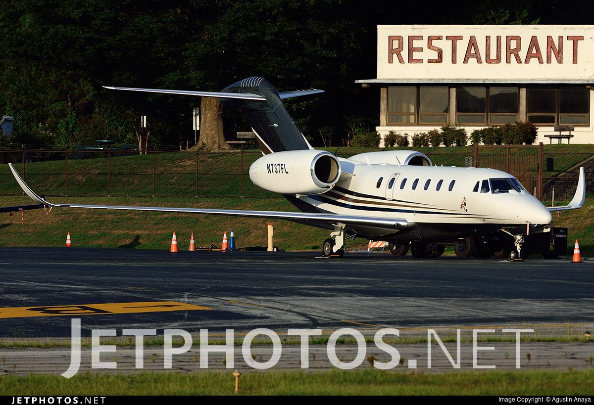 N737FL - Cessna 750 Citation X - Flight Options