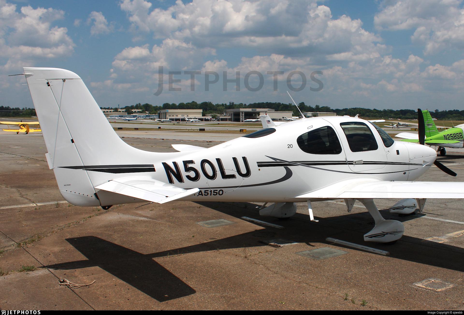 N50LU - Cirrus SR20-G6 - Private