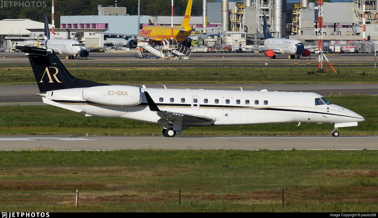 ES-ERA - Embraer ERJ-135BJ Legacy 600 - Panaviatic