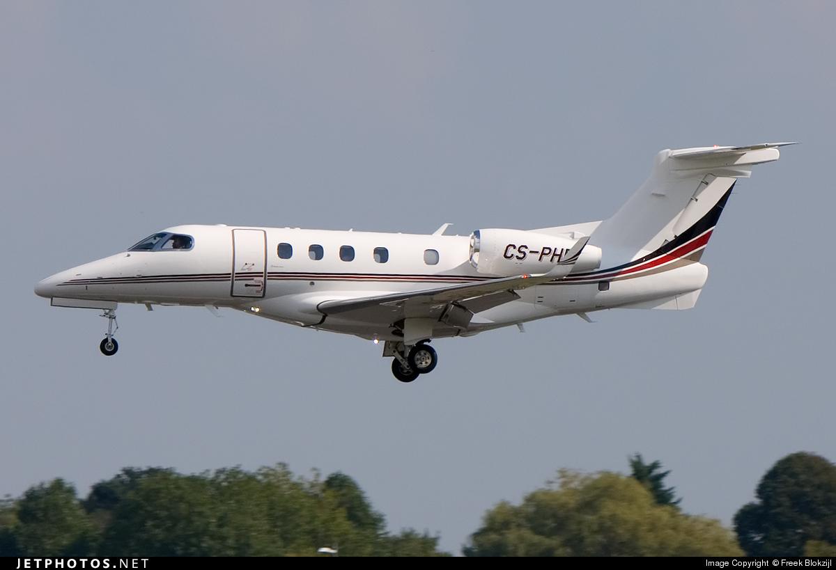 CS-PHB - Embraer 505 Phenom 300 - NetJets Aviation