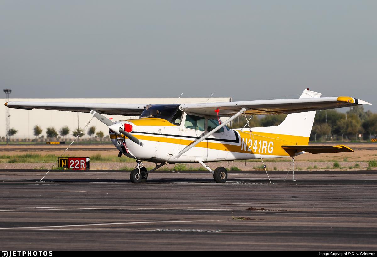 N241RG - Cessna 172M Skyhawk - Private