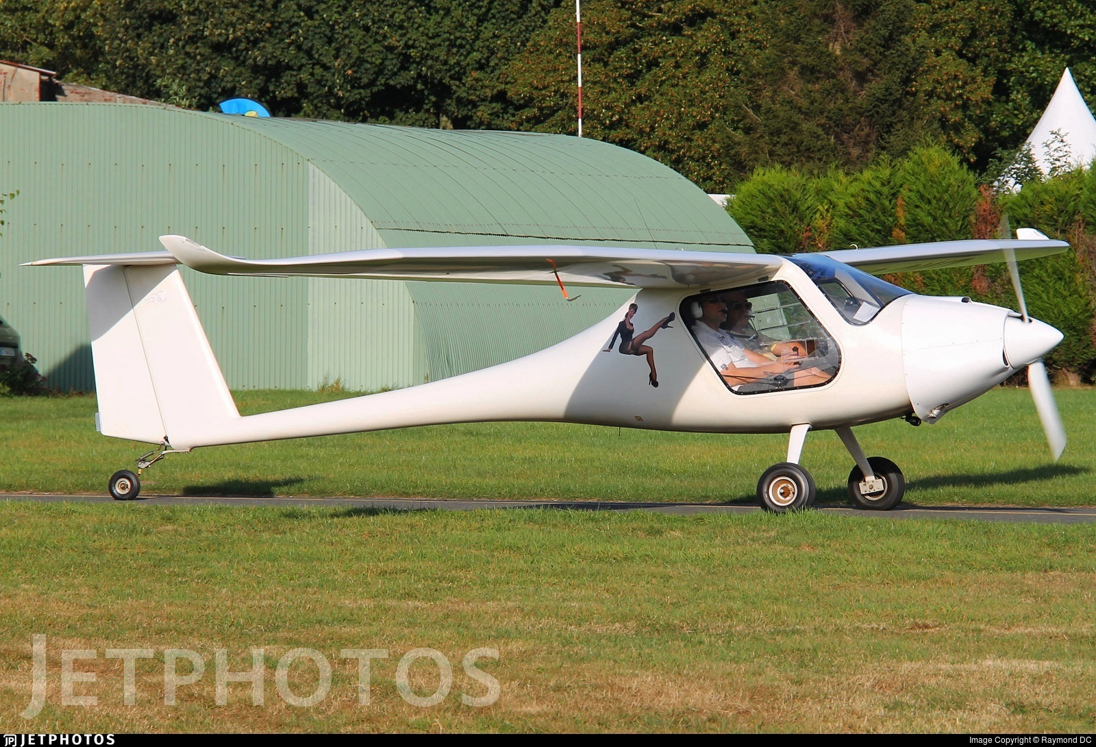 59CWT - Pipistrel Sinus - Private
