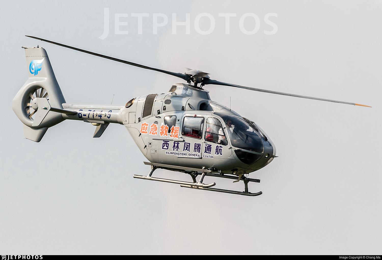 B-7149 - Eurocopter EC 135T2 - Sichuan Xiling Fengteng General Aviation
