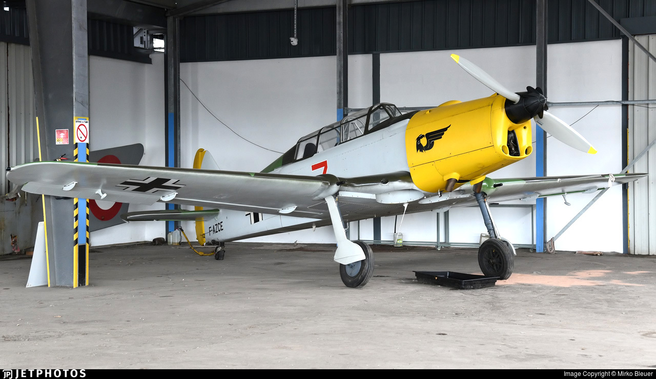 F-AZCE - Pilatus P-2-05 - Private