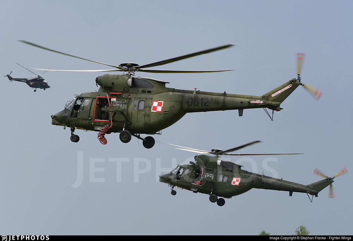 0612 - PZL-Swidnik W-3WA Sokol - Poland - Army