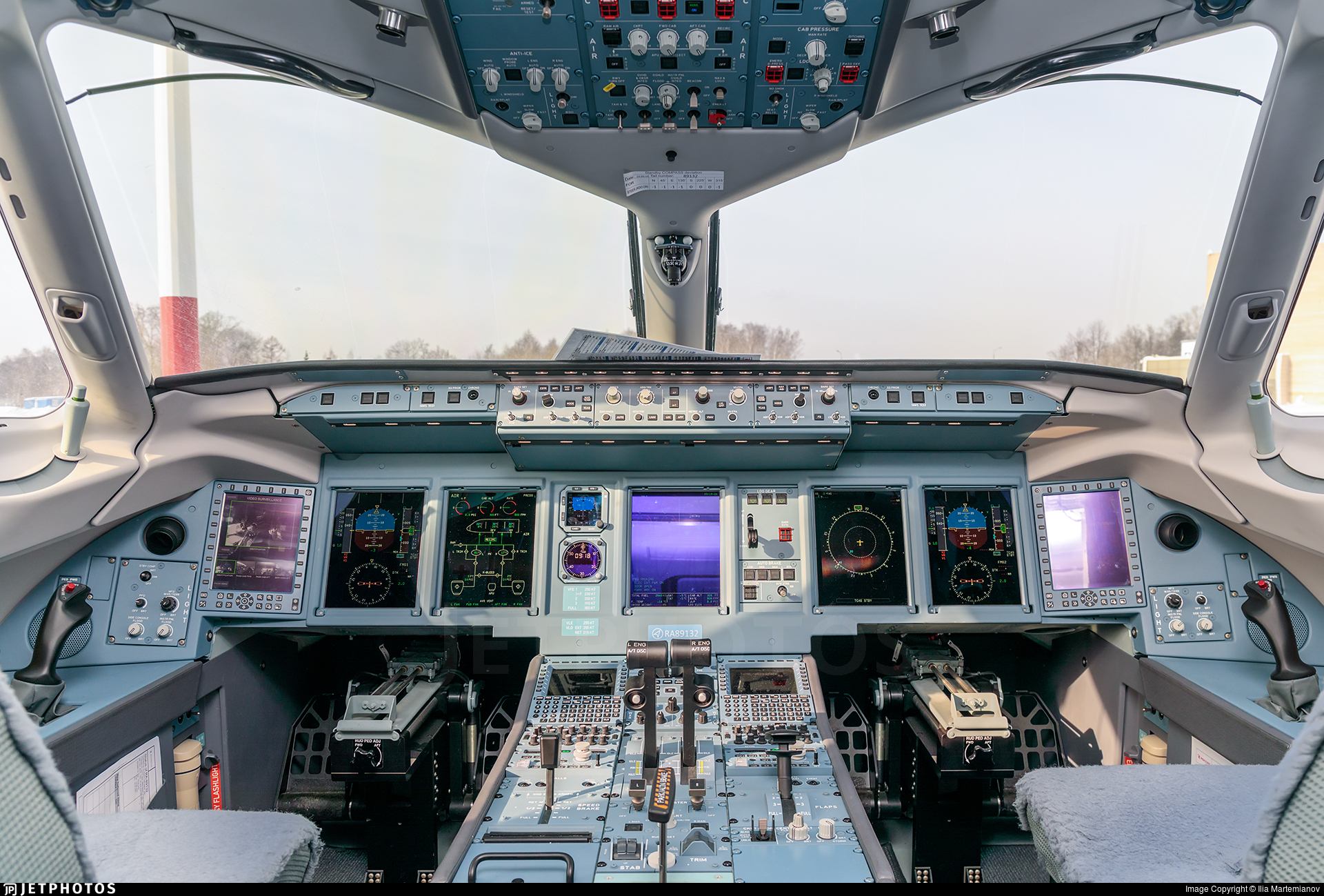 RA-89132 - Sukhoi Superjet 100-95B - Rossiya Airlines
