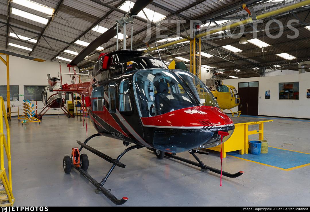 HK-3353 - Bell 206L-3 LongRanger III - SADI Colombia (Servicios Aereos de Ibague)