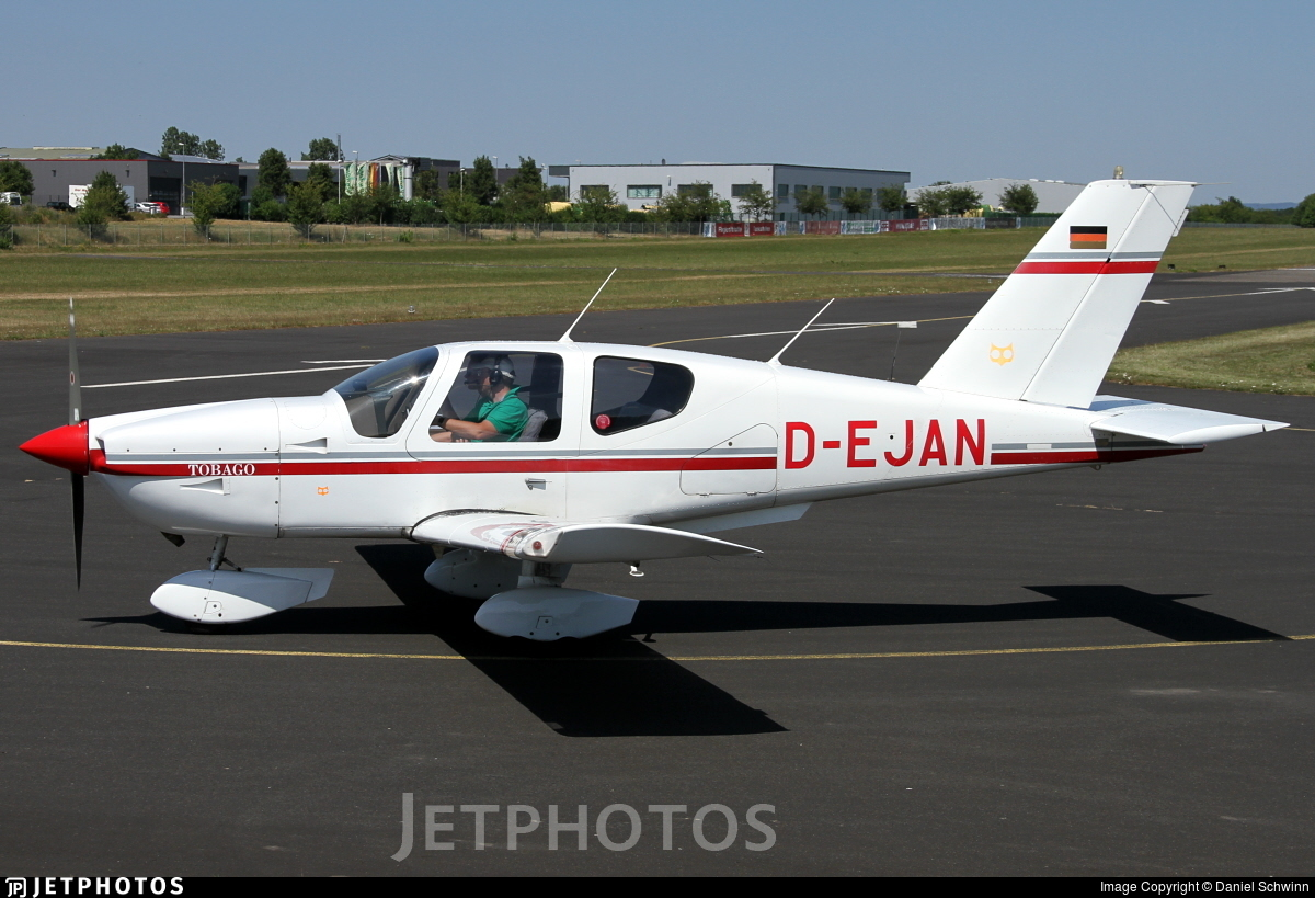 D-EJAN - Socata TB-10 Tobago - Luftfahrtvereinigung Greven