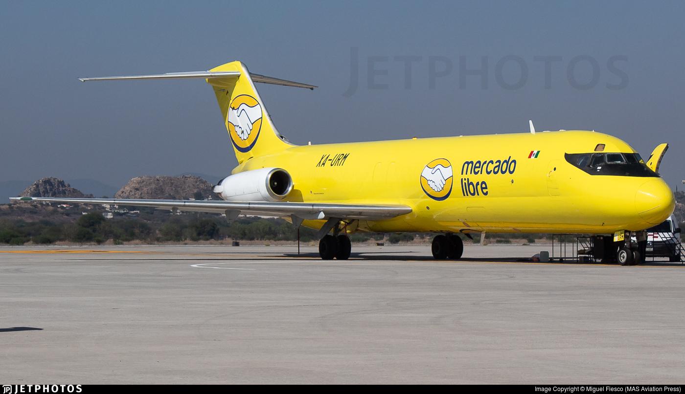 XA-URM - McDonnell Douglas DC-9-32(F) - Aeronaves TSM