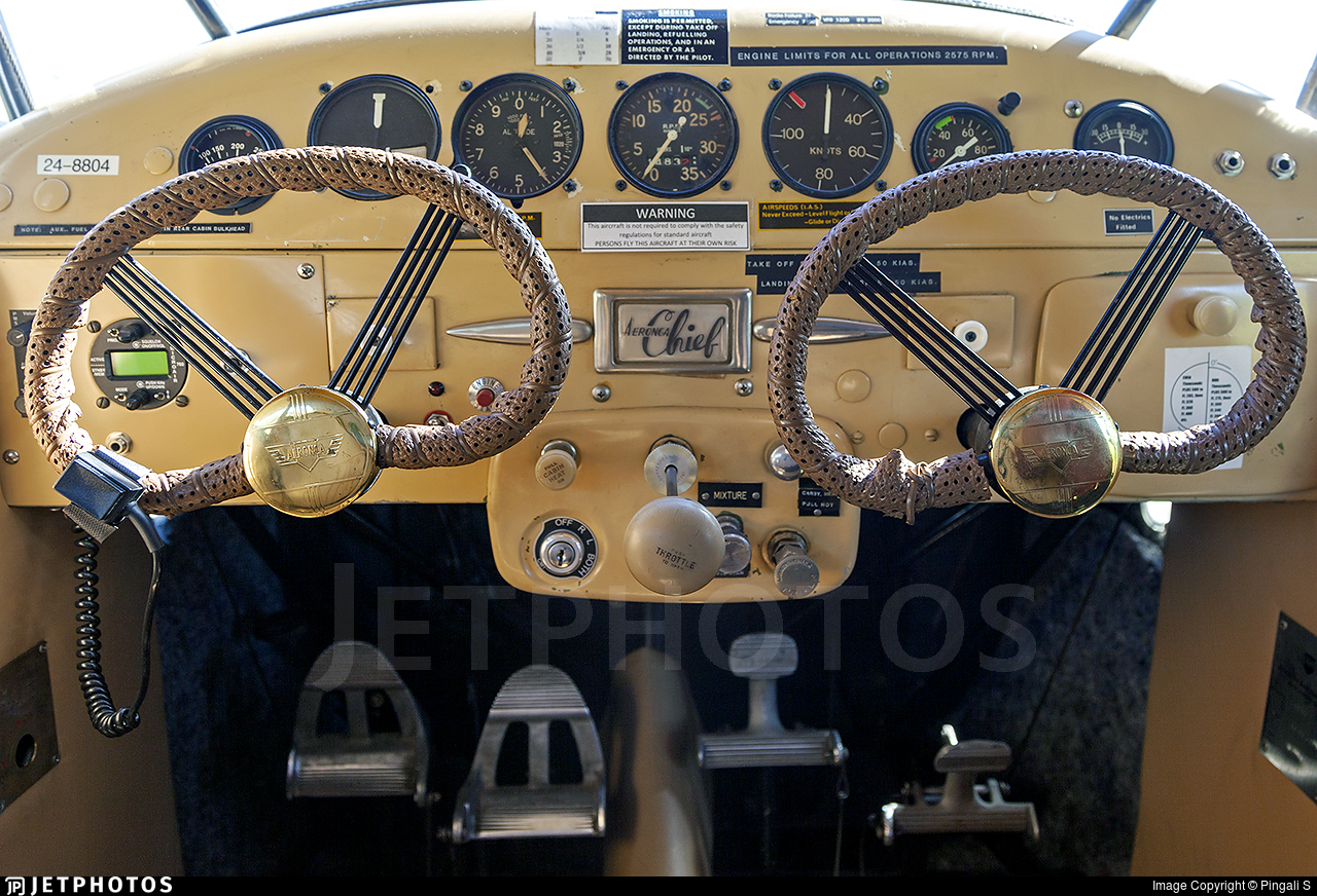24-8804 - Aeronca 11AC Chief - Boonah Airsport