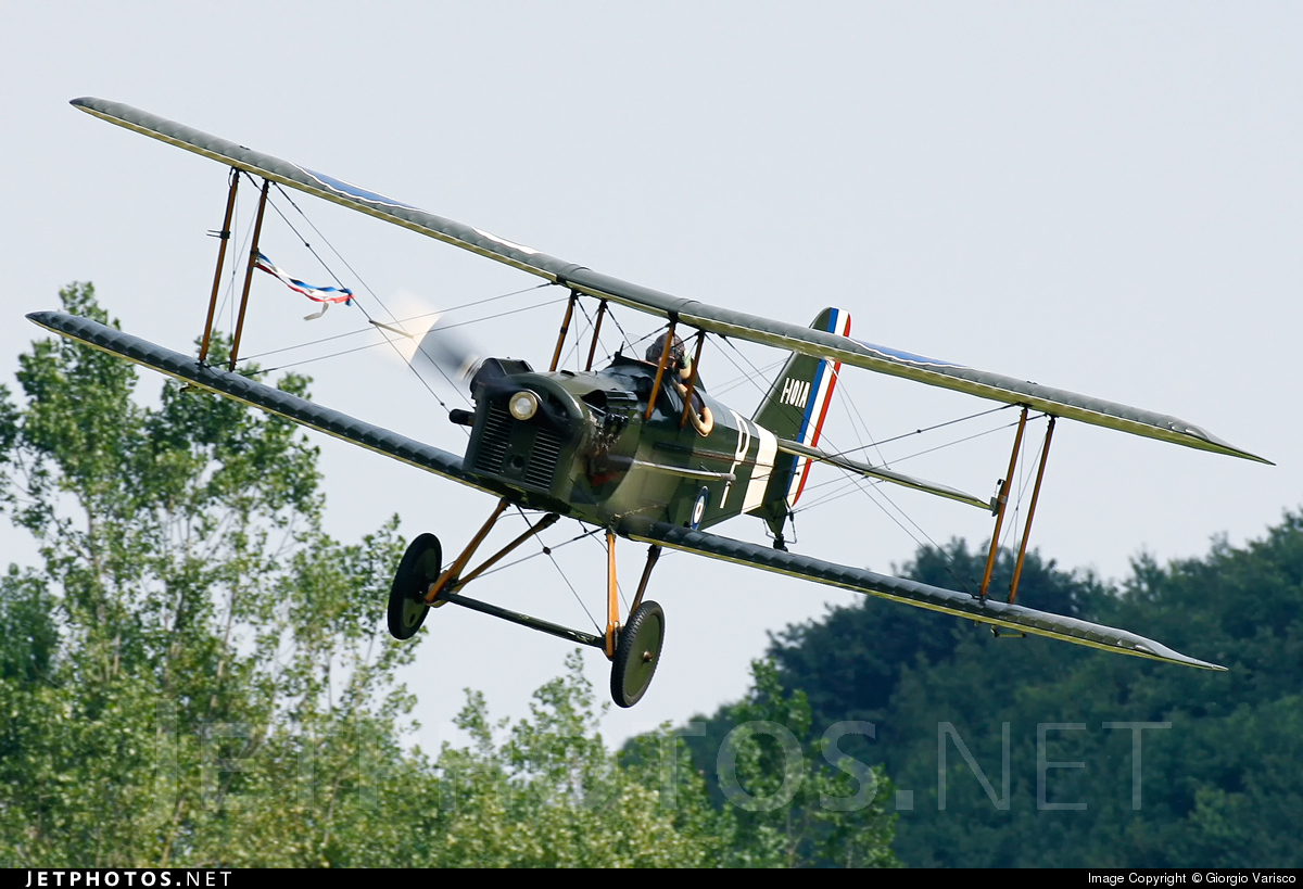 I-IOIA - Royal Aircraft Factory SE.5A Scout - Private