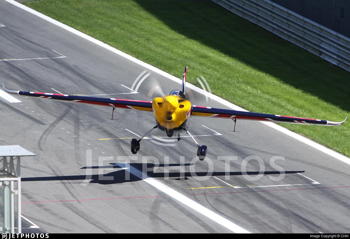 N806PB - Zivko Aeronautics Edge 540 V3 - The Flying Bulls