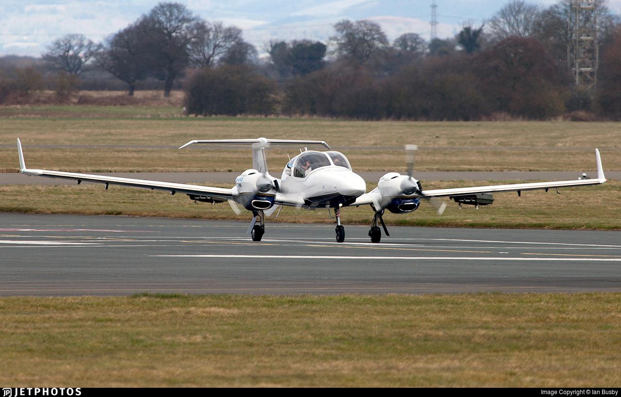QQ103 - Diamond DA-42 MNG - Private