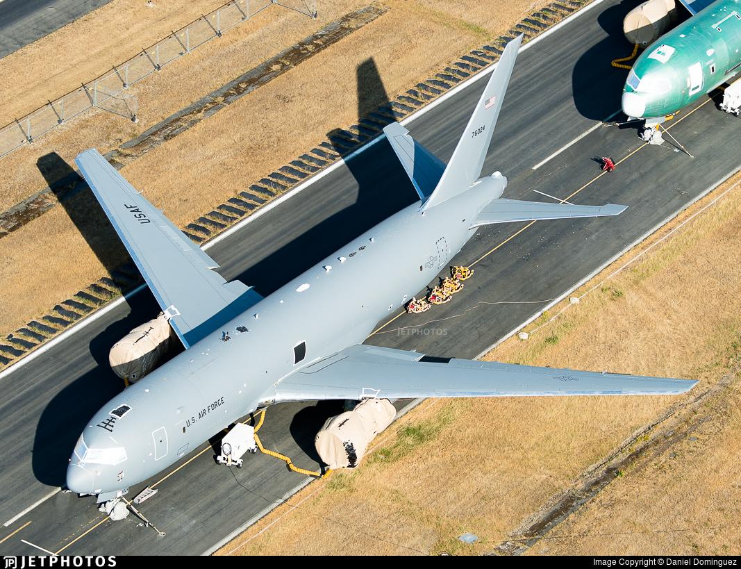 17-46024 - Boeing KC-46A Pegasus - United States - US Air Force (USAF)