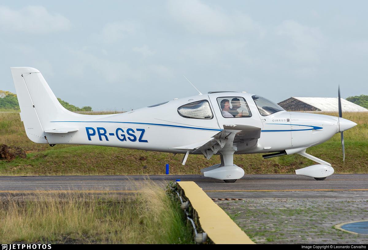 PR-GSZ - Cirrus SR20 - Private