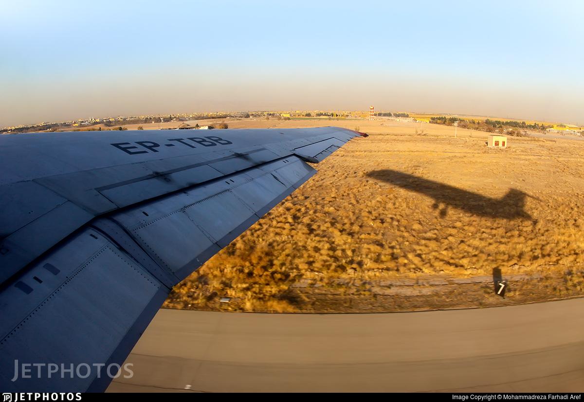 EP-TBB - McDonnell Douglas MD-88 - Taban Air