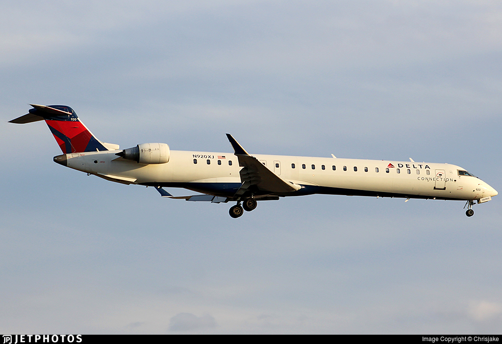 N920XJ - Bombardier CRJ-900ER - Delta Connection (Endeavor Air)