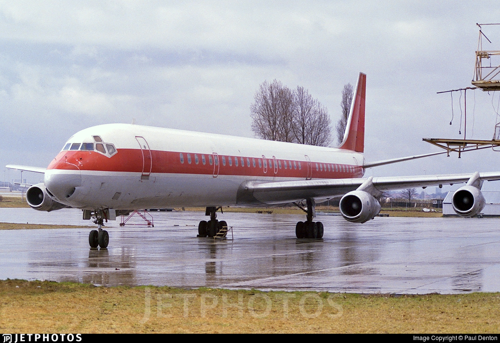 TF-ISA - Douglas DC-8-61 - Air Algérie (Eagle Air)