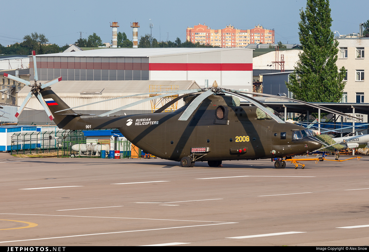 901 mil mi 26t2 halo mil design bureau moscow helicopter plant alex snow jetphotos. Black Bedroom Furniture Sets. Home Design Ideas