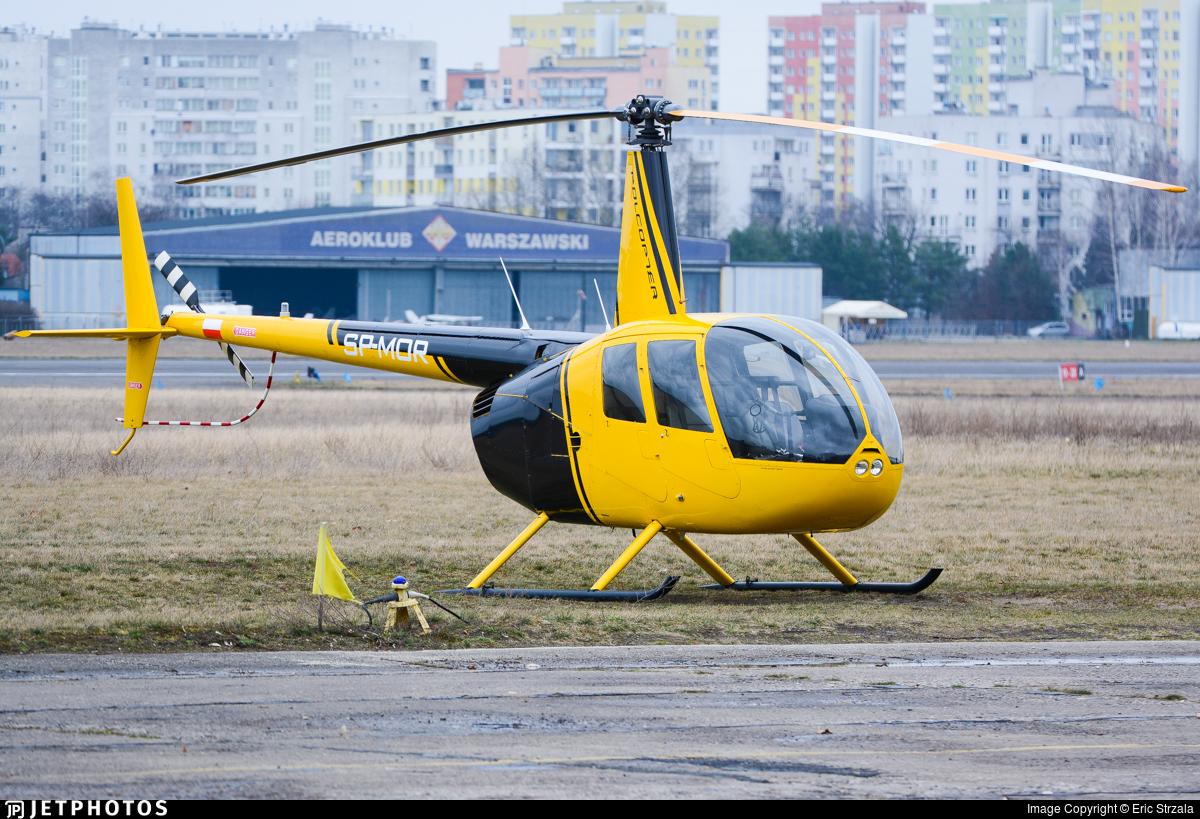 SP-MOR - Robinson R44 Raven II - Private