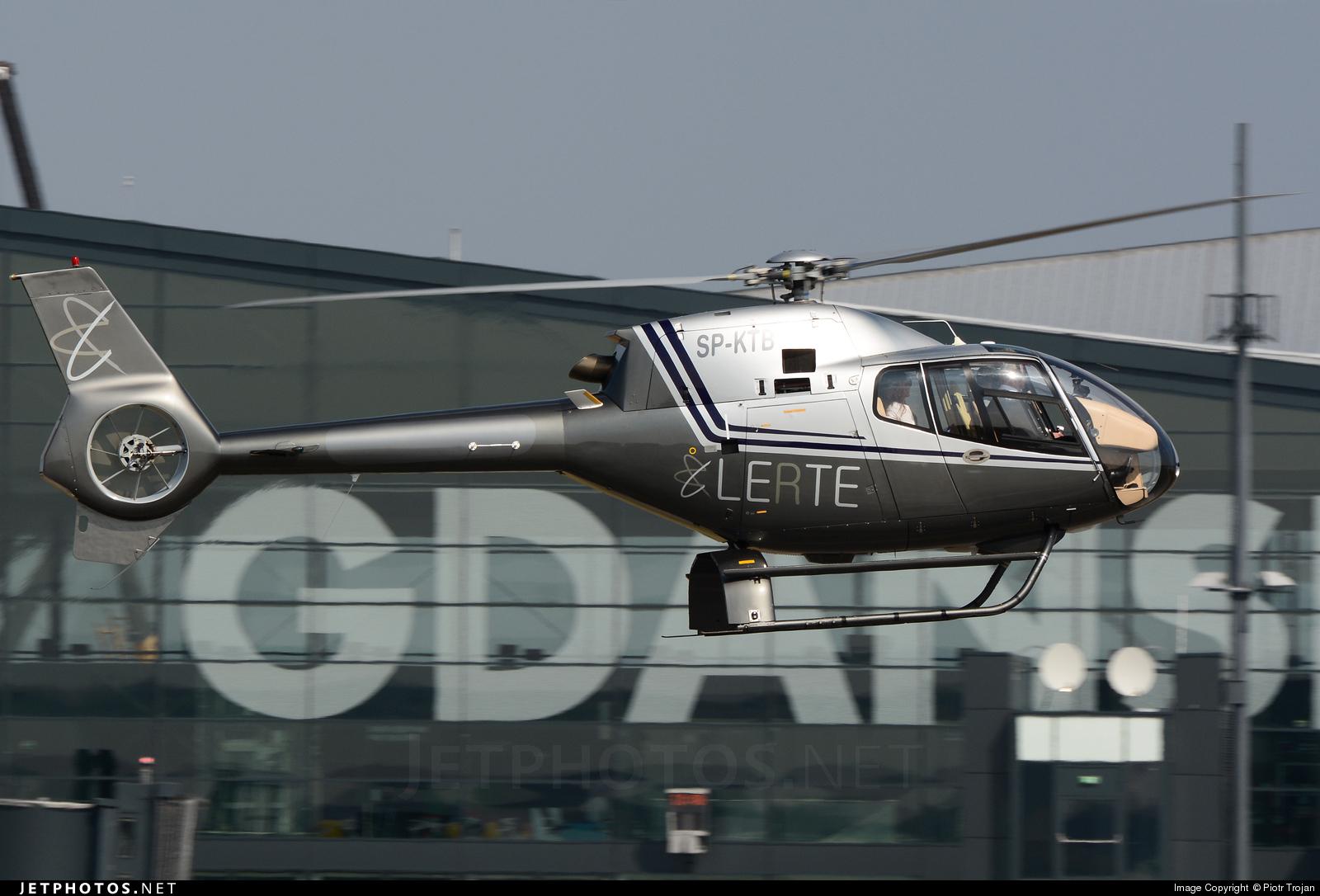 SP-KTB - Eurocopter EC 120B Colibri - Private