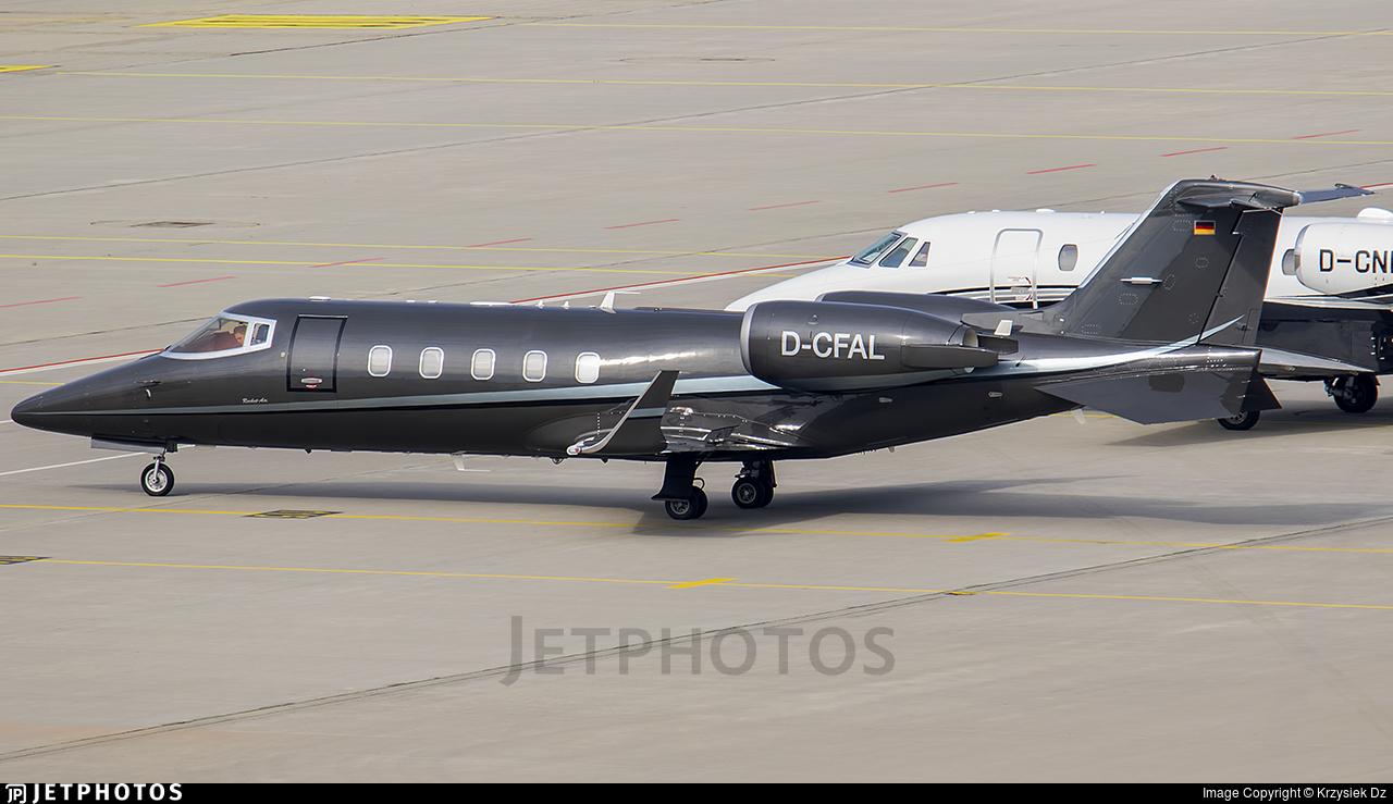 D-CFAL - Bombardier Learjet 60 - Private