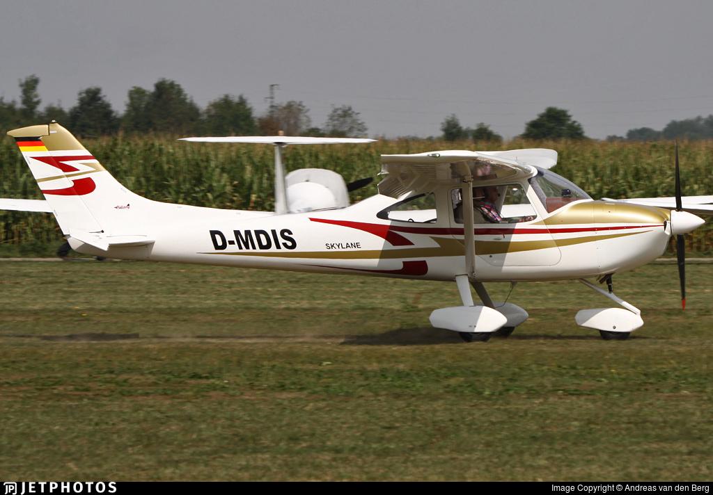 D-MDIS - AirLony Skylane - Private