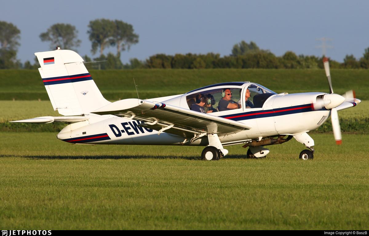 D-EWCS - Socata Rallye 235E - Seppe Air Service