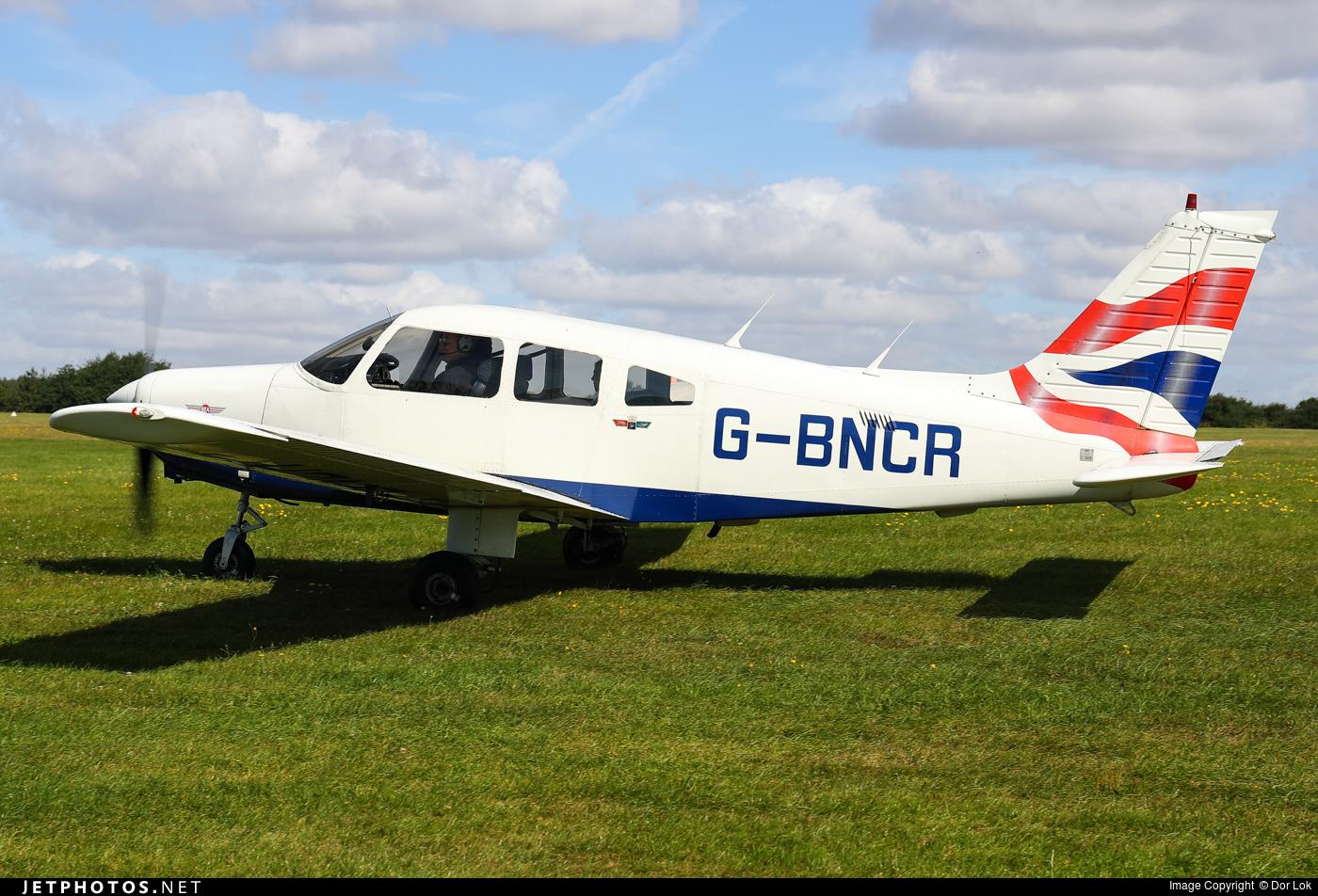 G-BNCR - Piper PA-28-161 Warrior II - British Airways Flying Club