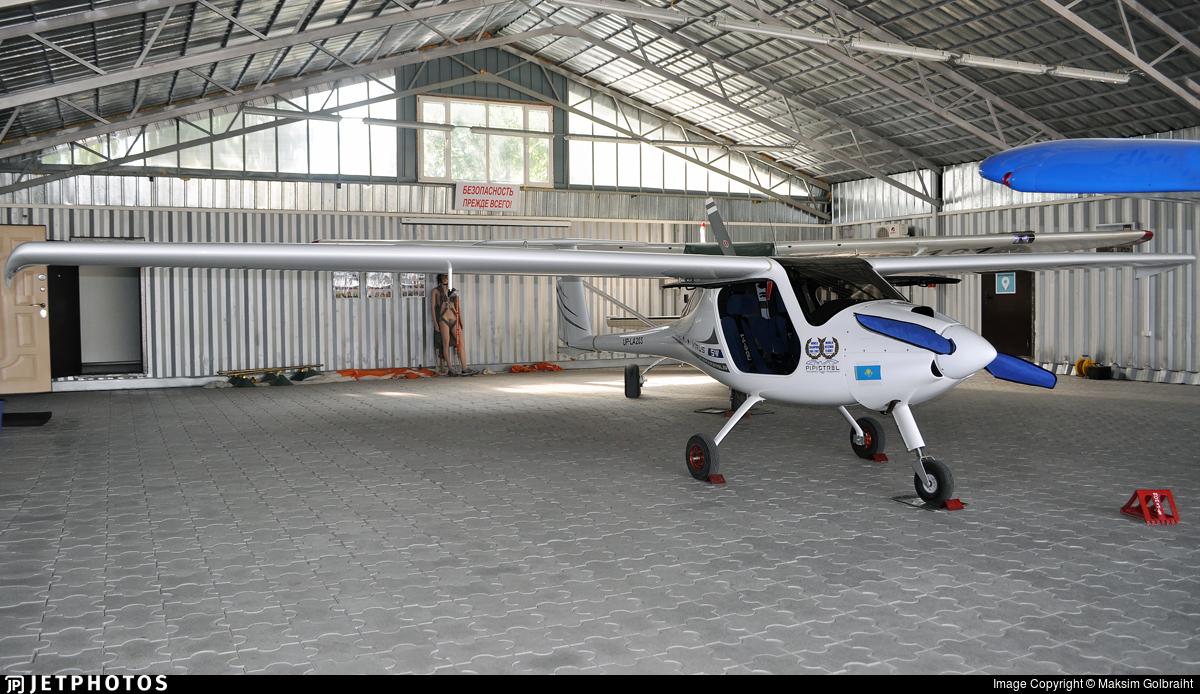 UP-LA203 - Pipistrel Virus SW - Discovery Flight School