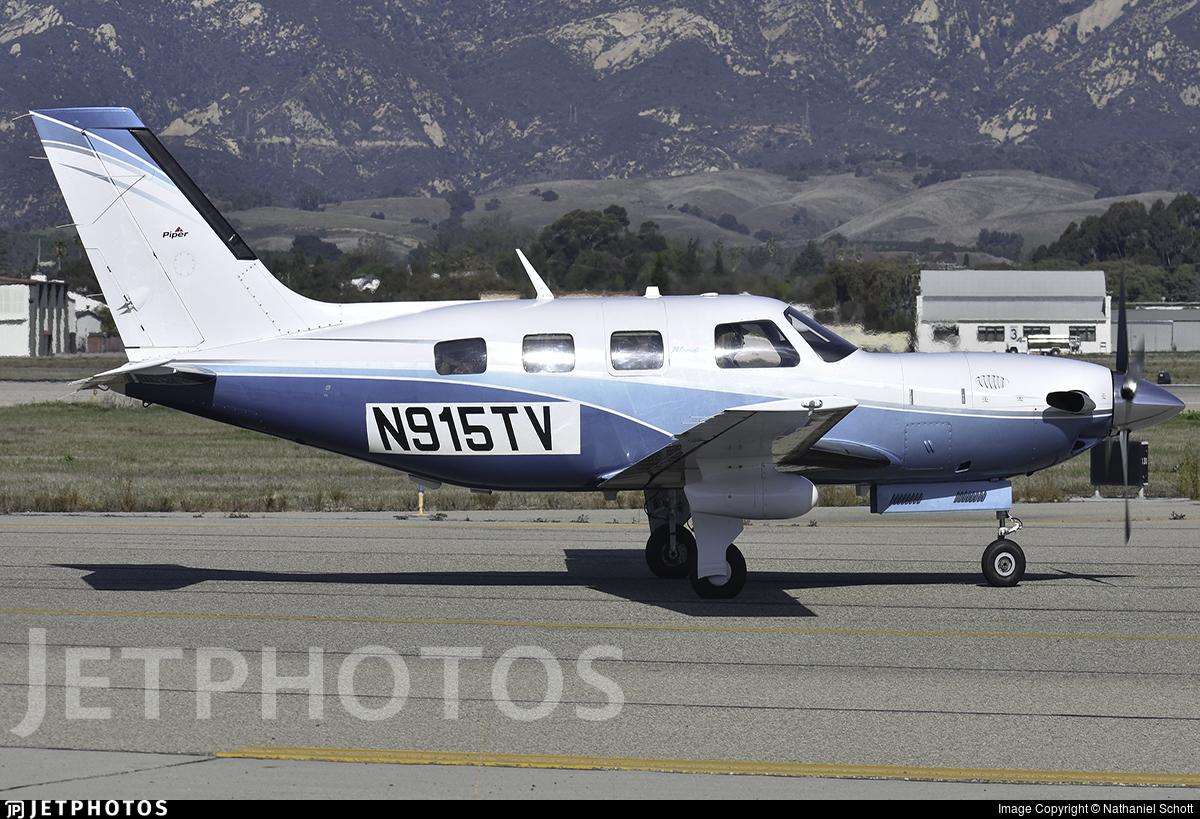 N915TV - Piper PA-46-500TP Malibu Meridian - Private