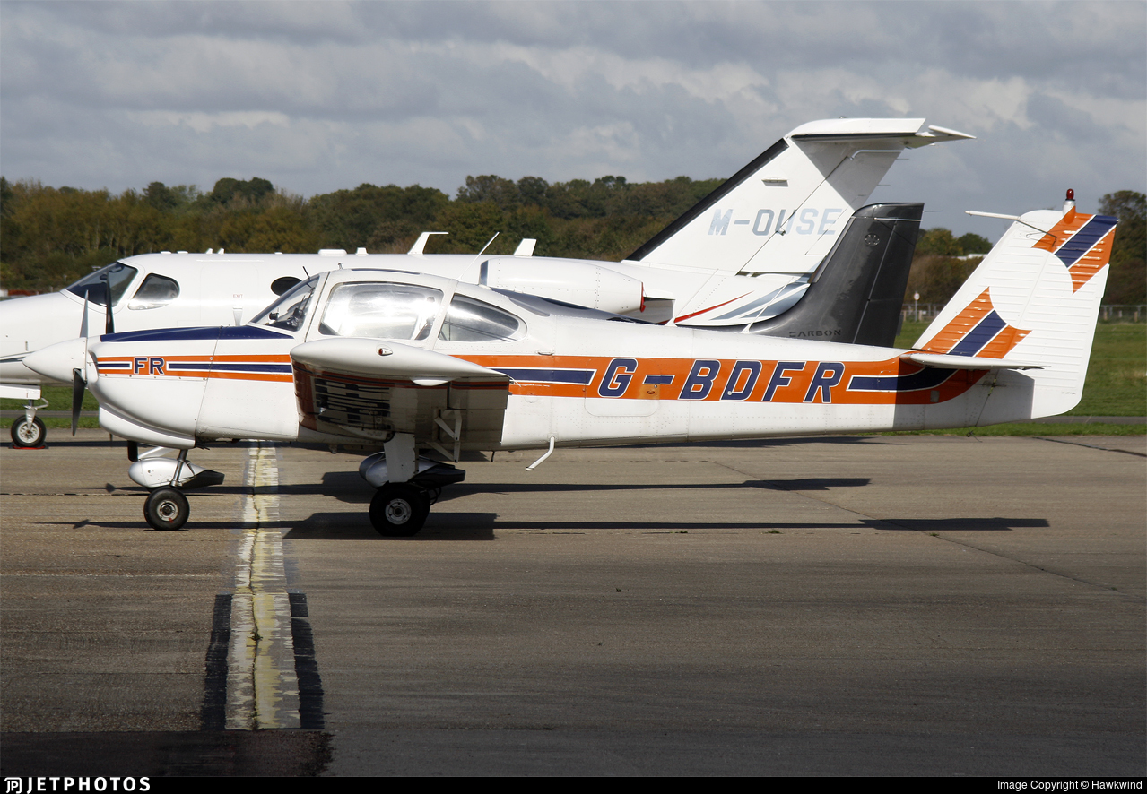G-BDFR - Fuji FA-200-160 Aero Subaru - Private