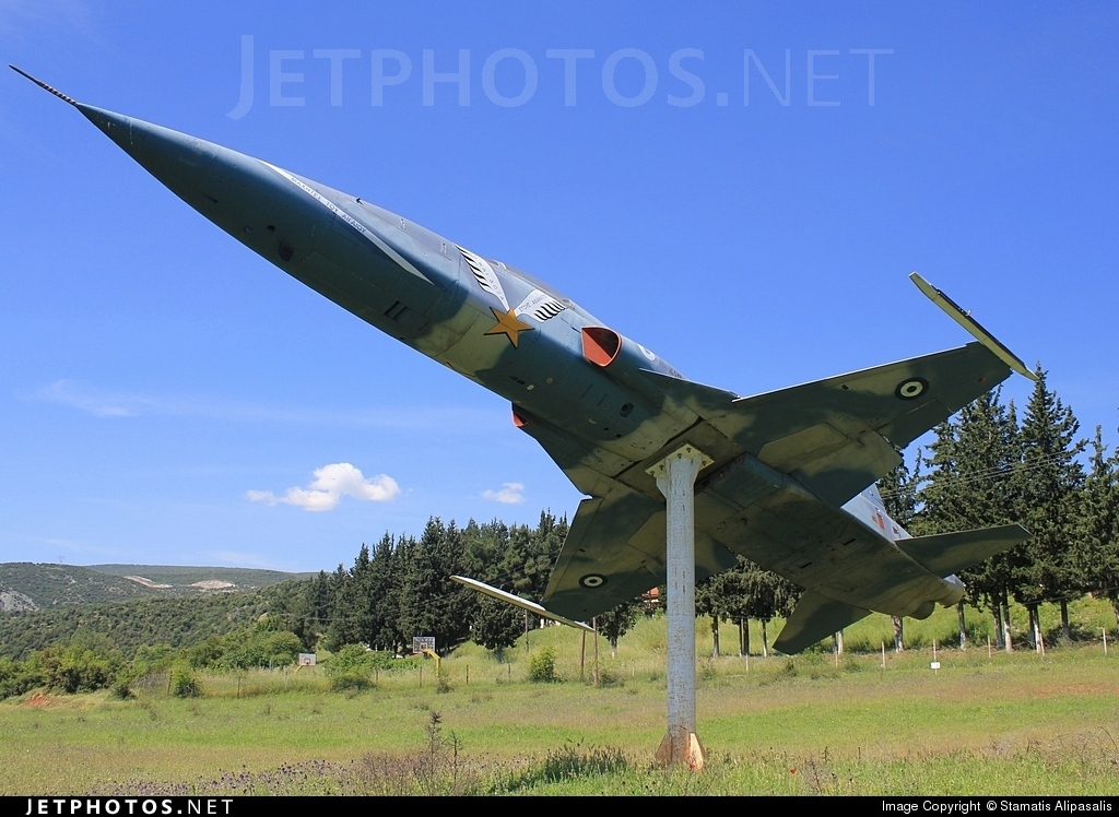 21218 - Northrop F-5A Freedom Fighter - Greece - Air Force