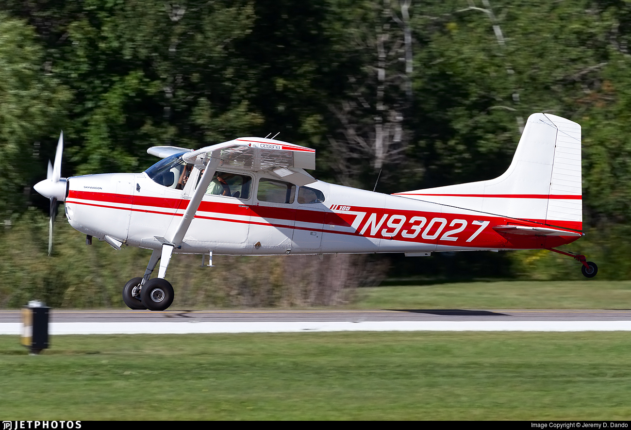 N93027 - Cessna A185F Skywagon - Private