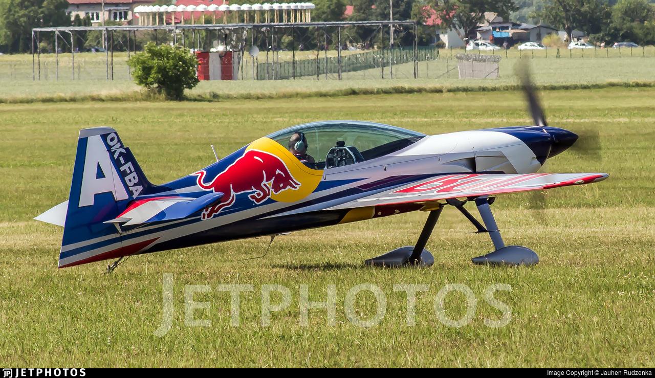 OK-FBA - XtremeAir XA-42 - The Flying Bulls