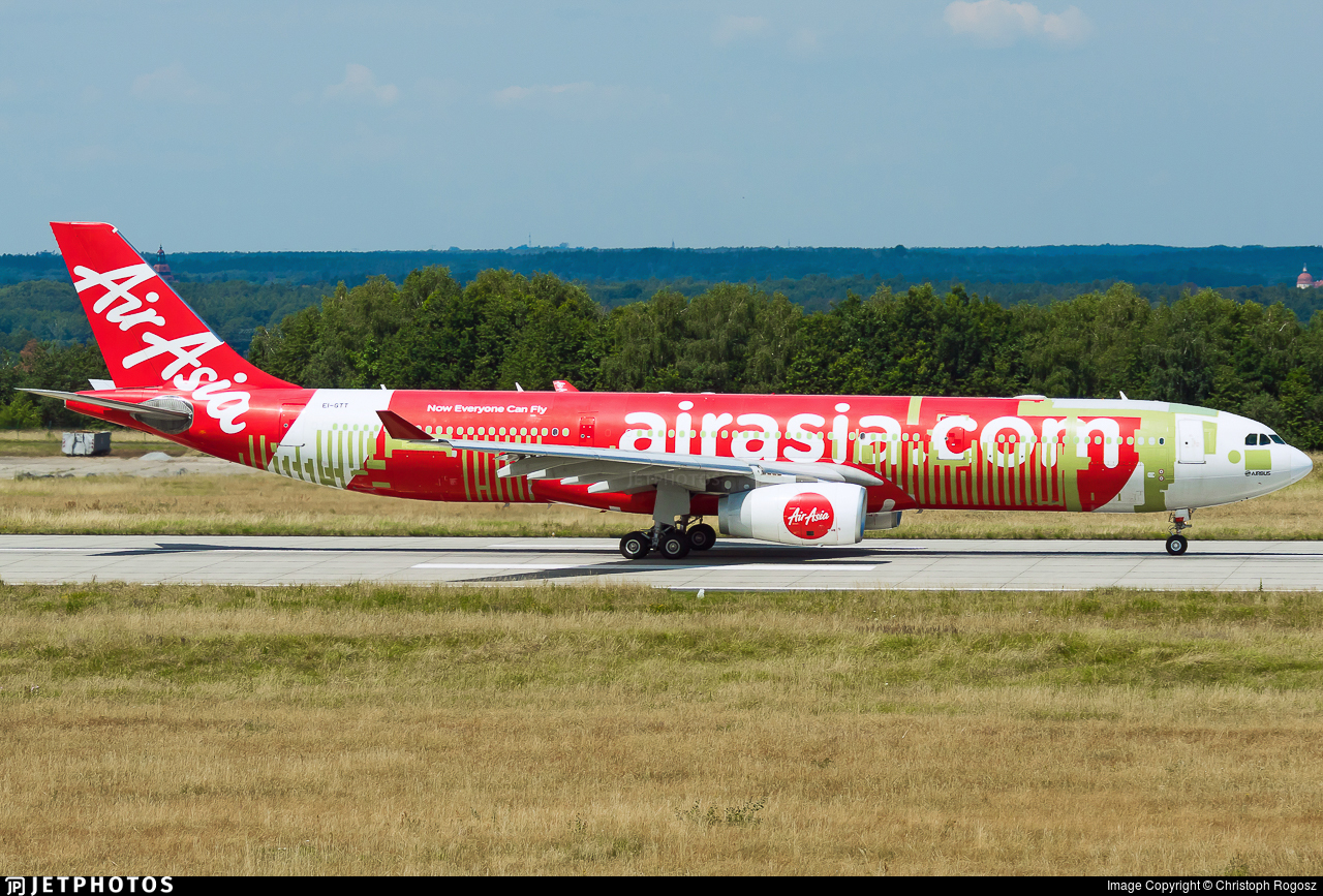 EI-GTT - Airbus A330-343P2F - Untitled