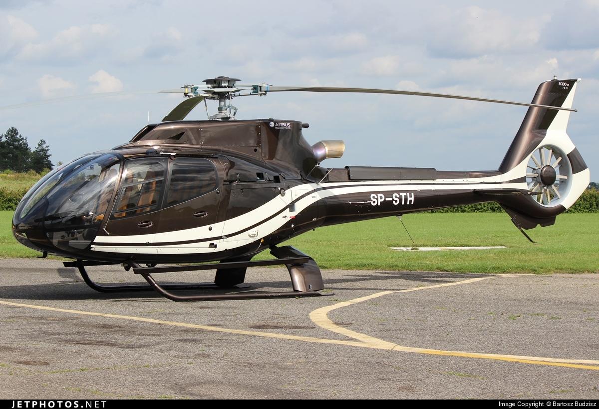 SP-STH - Eurocopter EC 130T2 - Private