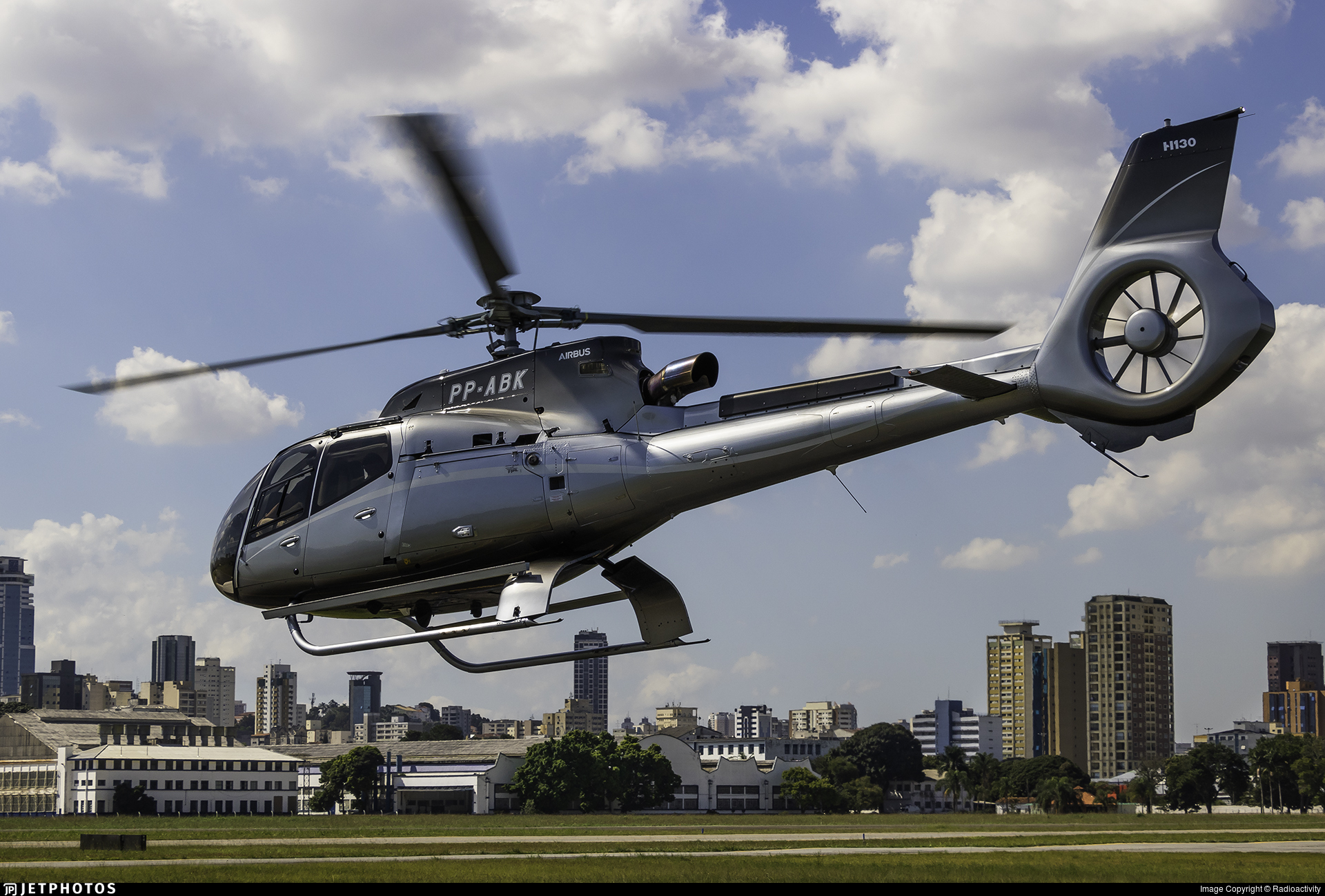PP-ABK - Airbus Helicopters H130 T2 - Private
