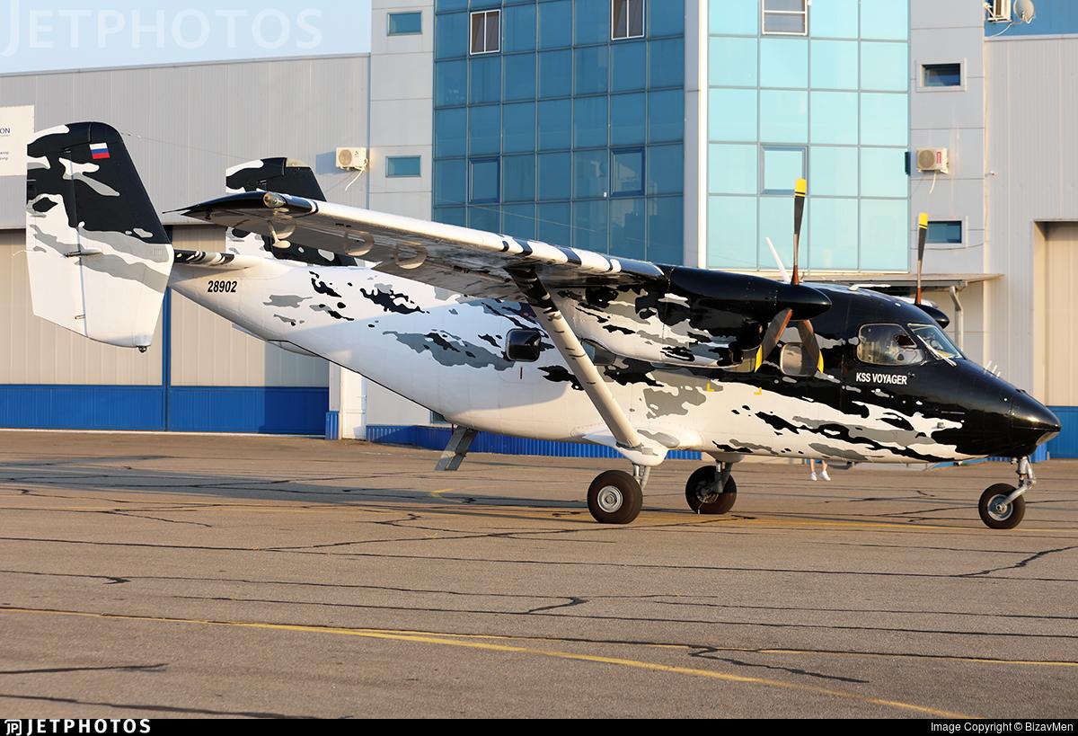 28902 - PZL-Mielec An-28 - Private
