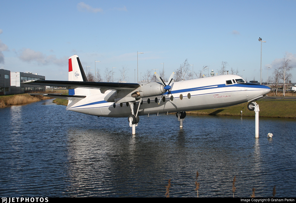 PH-NIV - Fokker F27-500 Friendship - Fokker