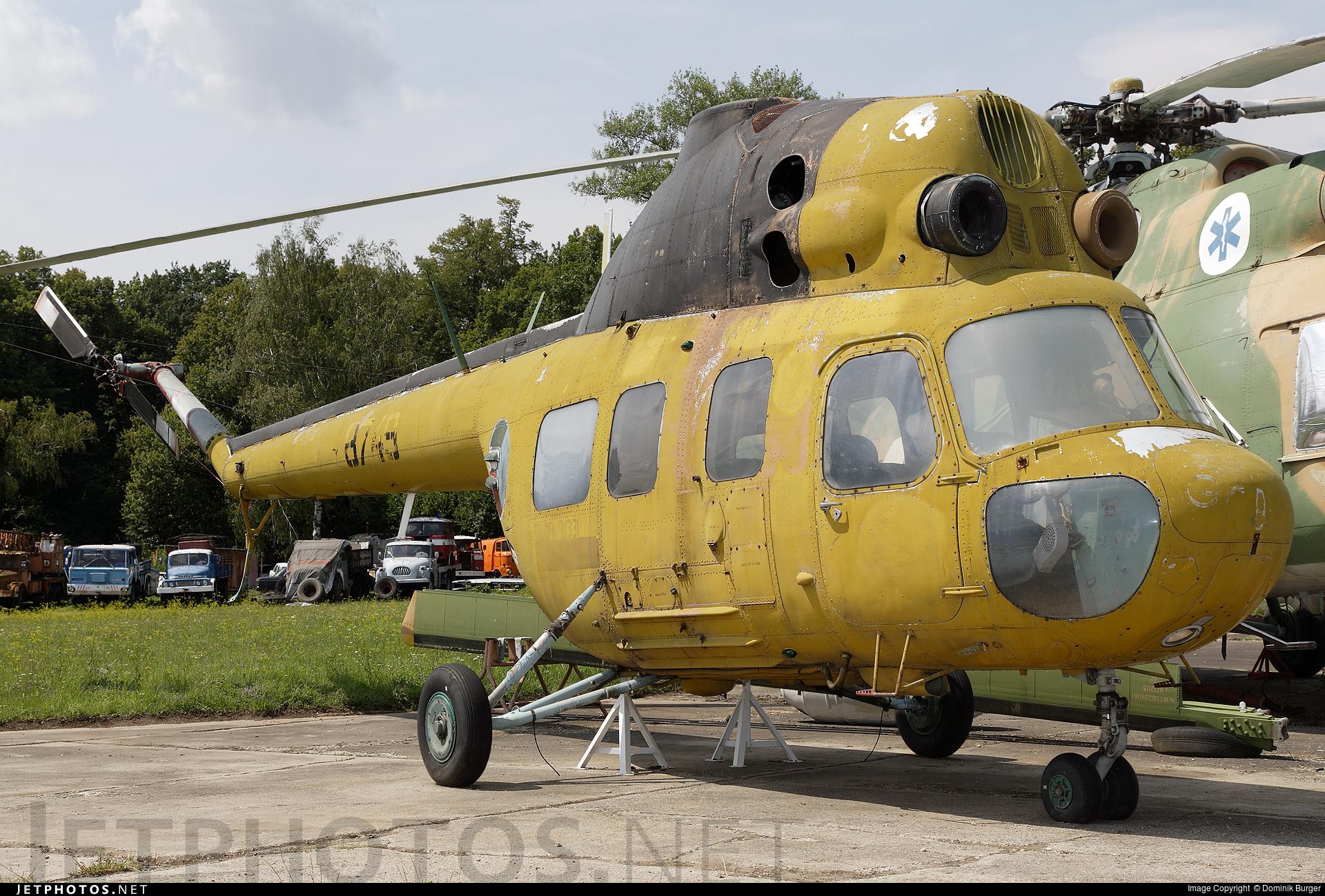 8749 - PZL-Swidnik Mi-2 Hoplite - Czech Republic - Air Force