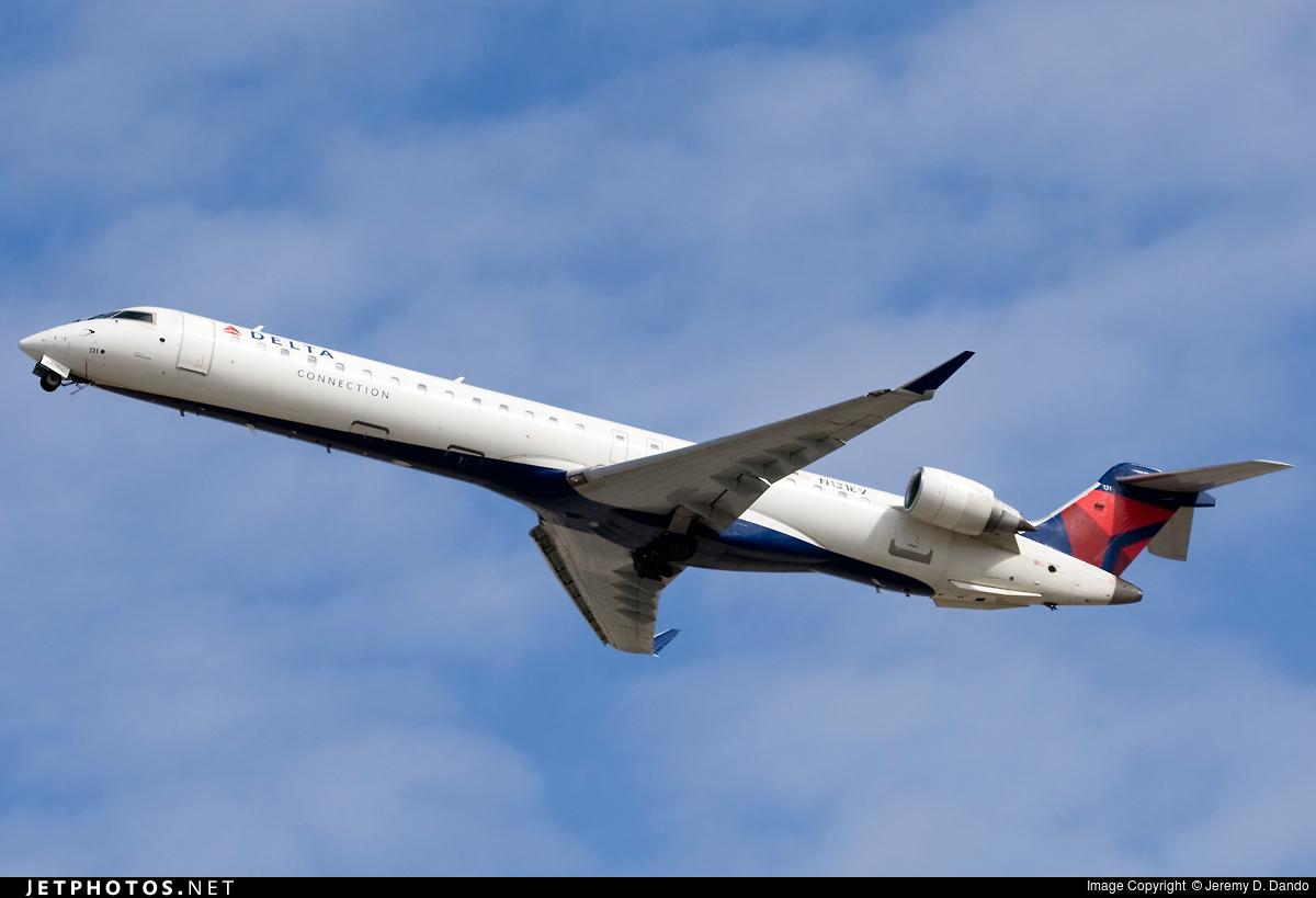 N131EV - Bombardier CRJ-900ER - Delta Connection (Atlantic Southeast Airlines)