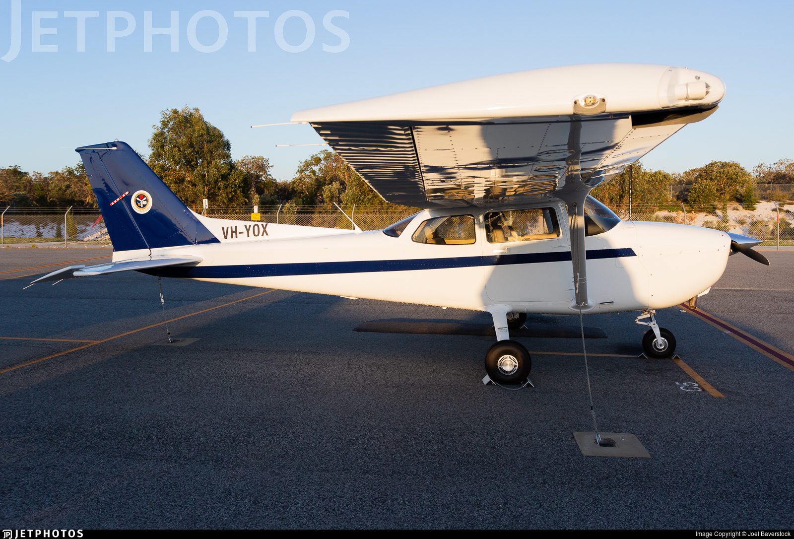 VH-YOX - Cessna 172S Skyhawk SP - Singapore Flying College