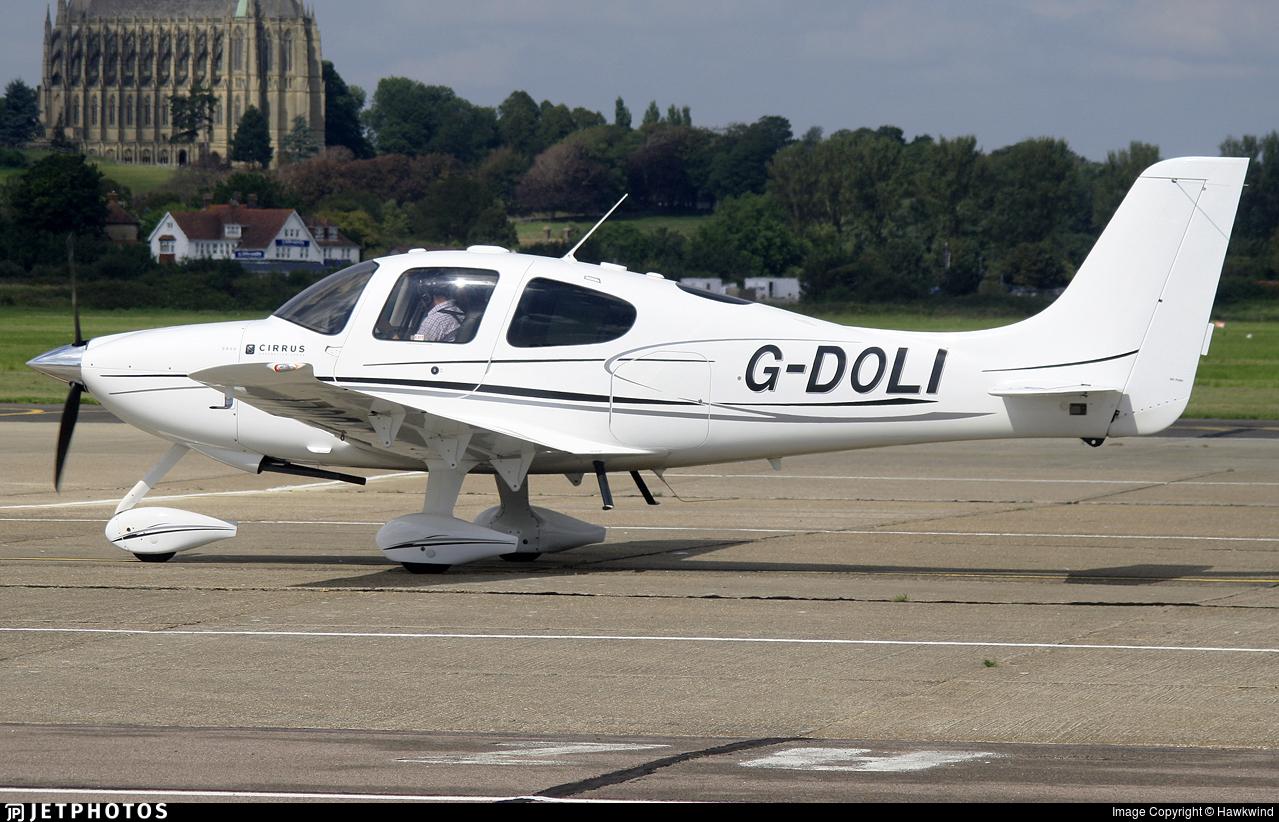 G-DOLI - Cirrus SR20-GTS - Private